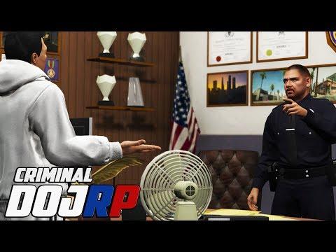 DOJ Criminal - Police Station Interrogation - EP.33