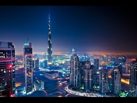 Best Music | Trance Dance | Dubai Metro Time-Lapse | Метро Дубай | Лучшая Музыка