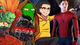 Talking about Spider-Man Far From Home with Th3Birdman, Fringy, and Organized Chaos (spoilers)
