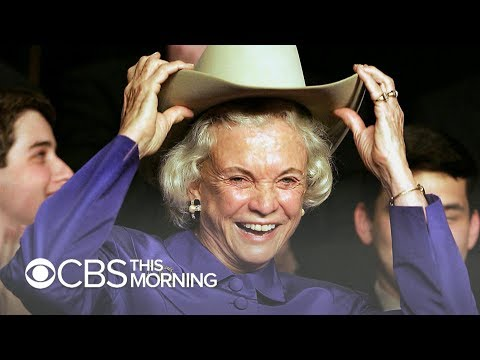 Bio chronicles Sandra Day O'Connor, one of the most influential women in U.S. history