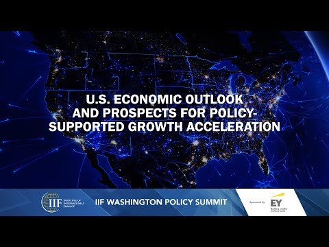 U.S. ECONOMIC OUTLOOK AND PROSPECTS FOR POLICY-SUPPORTED GROWTH ACCELERATION