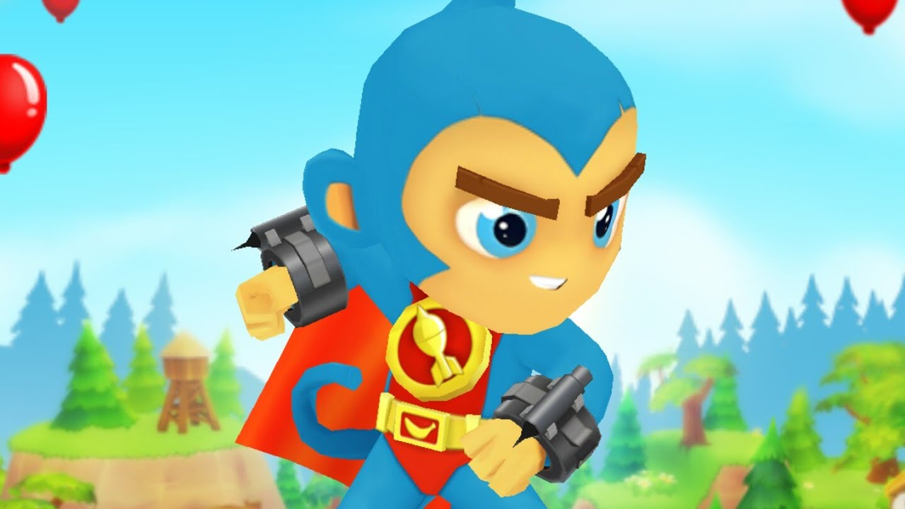 Image result for Bloons Super Monkey Hacked