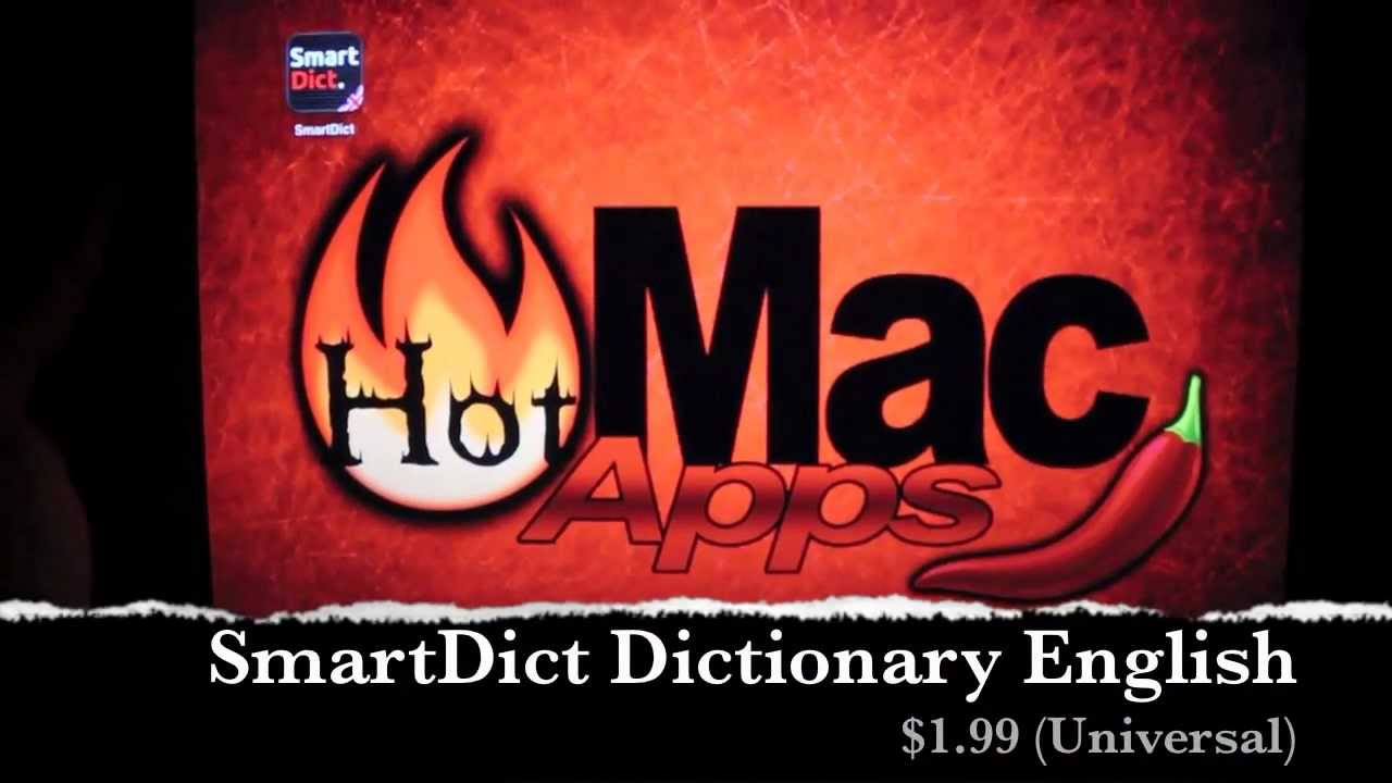 SmartDict Dictionary English App Review iPhone/iPod/iPad
