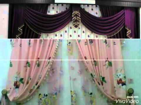 The curtain design 2016 part two