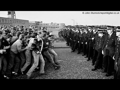The Miners Strike Taught Me to Think Critically - Gabriel Byrne on RAI Pt 2/4
