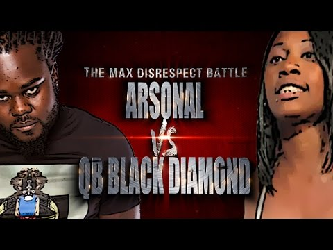 ARSONAL VS QB BLACK DIAMOND LHS3 TRAILER - RBE