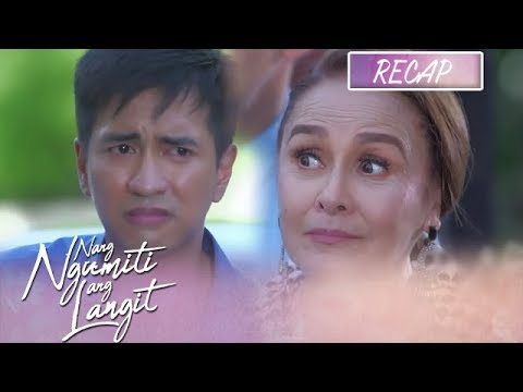 Divina warns Michael to stay away from Mikmik | Nang Ngumiti Ang Langit Recap