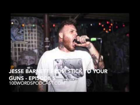 Jesse Barnett from Stick To Your Guns - Episode 5