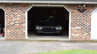 """MOPAR PORN"" DODGE CHALLENGER CAM FROM HELL NASTY LOUD EXHAUST MUST SEE WOW!"