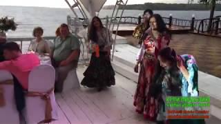 Заказать цыганский ансамбль на свадьбу