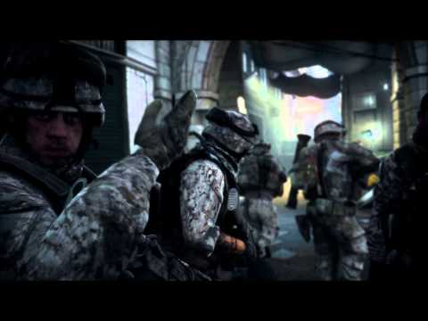 BATTLEFIELD 3 - Trailer de lanzamiento [HD 1080]
