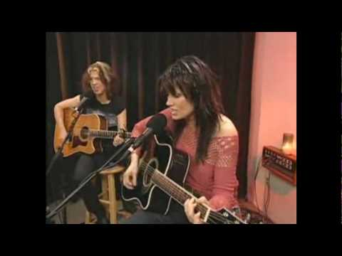 Meredith Brooks / Crazy / Sessions @ Aol 2002