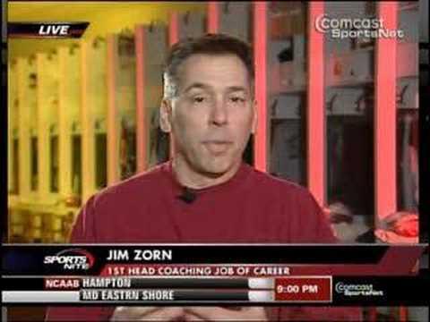 Jim Zorn talks about Jason Campbell