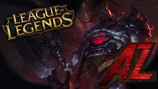 A-Z League of Legends: Sion - Na co komu skill?