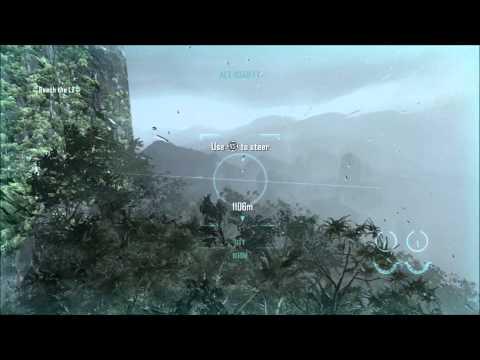 Gliding mission Black ops 2