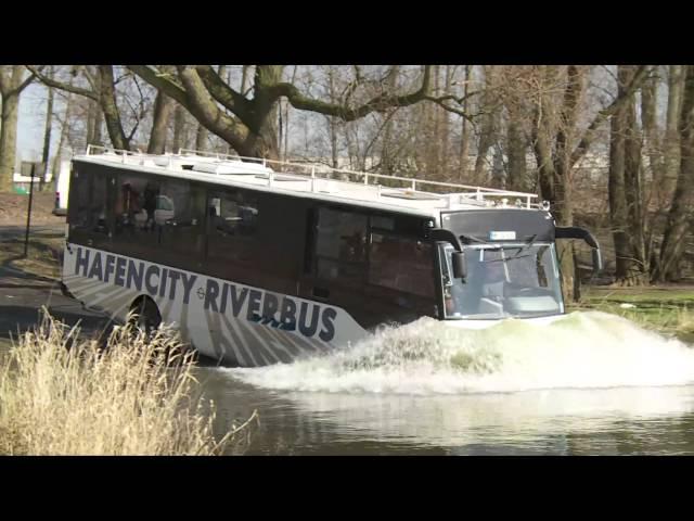 אוטובוס ימי בהמבורג