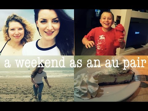 A WEEKEND IN MY LIFE I AU PAIR CALIFORNIA 2016