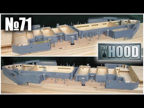 HMS Hood | Issue 71 (Amati, hachette)