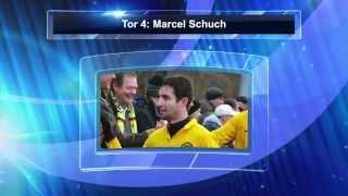 """VfB-Tor des Monats"" März 2014"