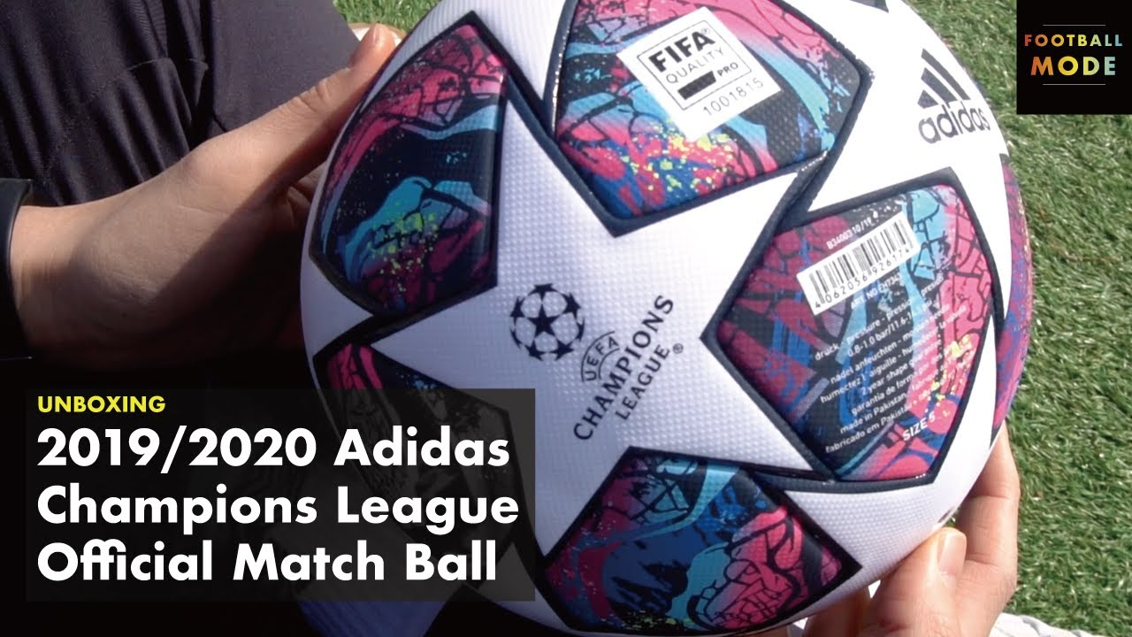 adidas finale istanbul is official final match ball of champions league 2019 2020 football balls database adidas finale istanbul is official