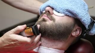 Rafael Cañero. Arreglo de barba. Tutorial Barbería Peluquería