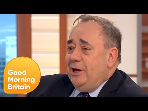 Alex Salmond Called Donald Trump a 'Loser' | Good Morning Britain