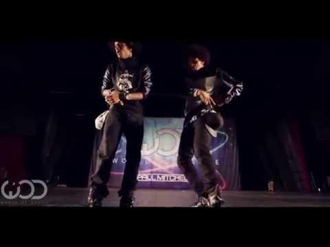 Лучшие танцоры в мире LES TWINS