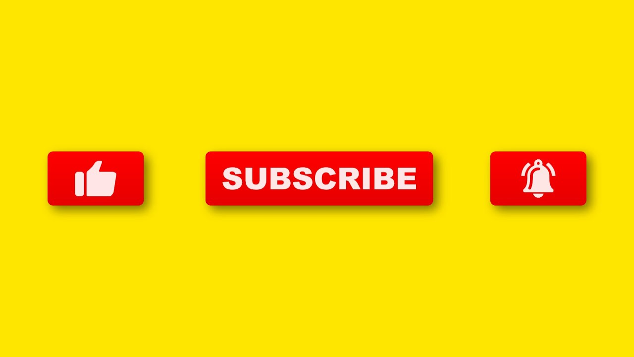 How to Create YouTube Subscribe Button Animation in Camtasia Studio | Step by Step Guide