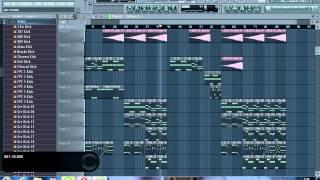 FLP  проект обучение писать мелодию FL STUDIO