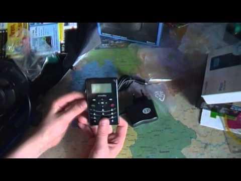 Unboxing : Simvalley Pico RX-80 V.4 + Kesington SimBlade Trackball Mouse