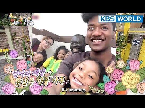 Hyunmin has four siblings? [Happy Together/2018.04.12]