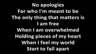MercyMe - Undone lyrics