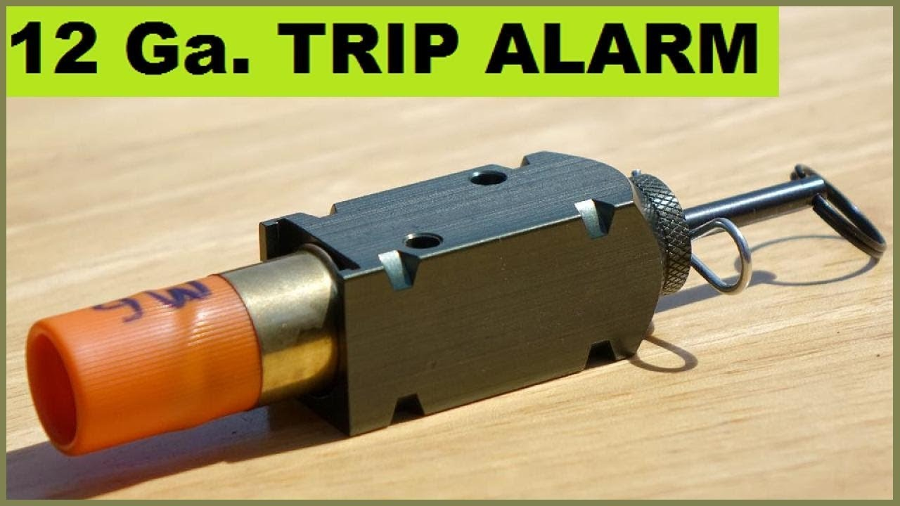 PERIMETER ALARM 12 GA TRIP ALARM W// 209 ADAPTER