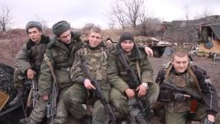Ополченцы Юго Востока Украины! Смотреть видео ополченцев!