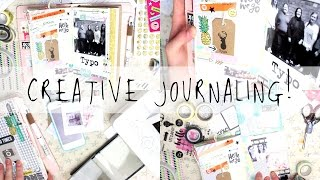 Creative Journaling Session! | 1 | MyGreenCow