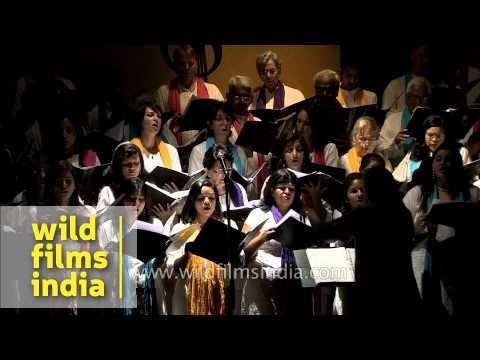 Abun D'bash maiyo (Mark Templeton) - The Capital City Minstrels Choir