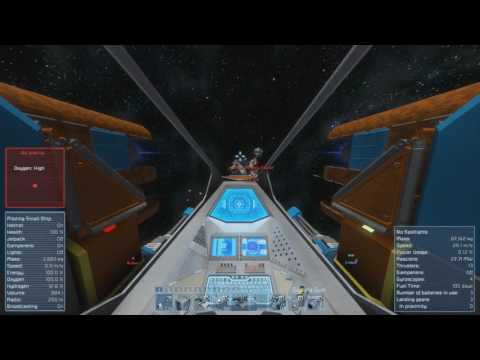 Space Engineers S4 E36: Military Escort battle