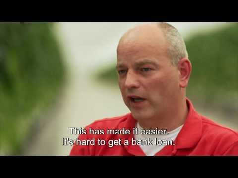 Farming in Europe: Meet Pieter, co-owner at a horticulture farm in the Netherlands