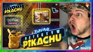 KARTY DETEKTYW PIKACHU! - Pokemon TCG Case File