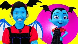 Wendy Pretend Play w/ Magical Junior Vampirina Favorite Toys