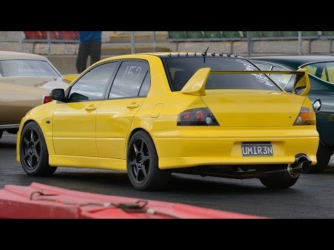Turbo 4 & 6s @ Calder Park - March 22nd