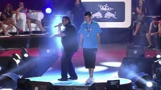 Chuty vs Eude - Final - Final Nacional - Red Bull Batalla de los Gallos 2013 (Oficial)