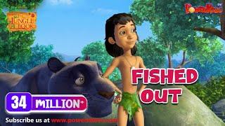 Jungle Book Hindi Season 1  Ep 09 Fished out
