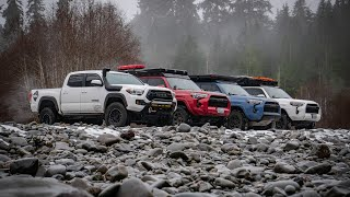 Winter Camping on tнe Wynoochee River   Conquest Overland
