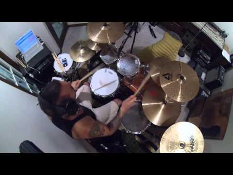 Ceantesaurus -Dr. Mantis EP full drum cover
