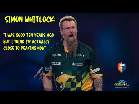 """Simon Whitlock: """"I was good ten years ago but I think I'm actually close to peaking now"""""""