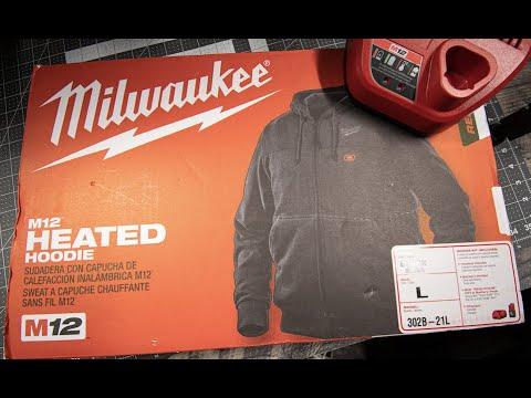 Milwaukee M12 HOODIE!!!!