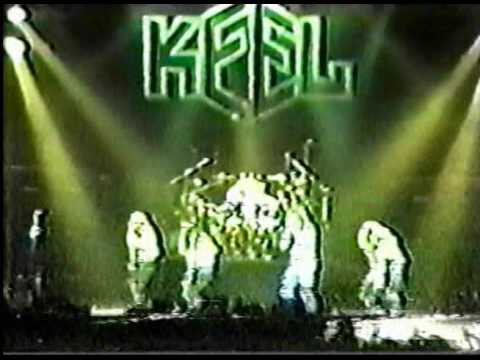 KEEL - TOKYO JAPAN 11/3/86