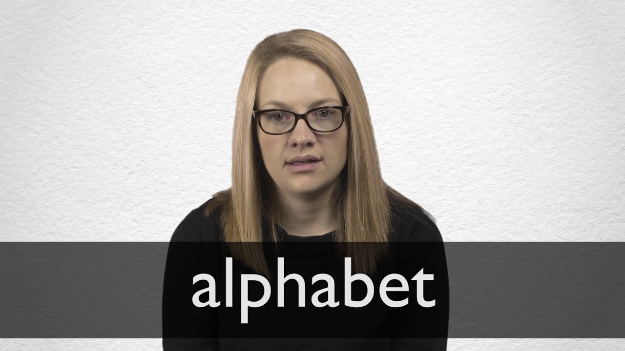 Alphabet Synonyms | Collins English Thesaurus