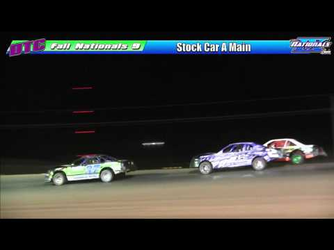 IMCA Stock Car A Feature Fall Nationals RPM Speedway 10-3-15